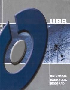 Company profile Univerzal banke a.d. Beograd